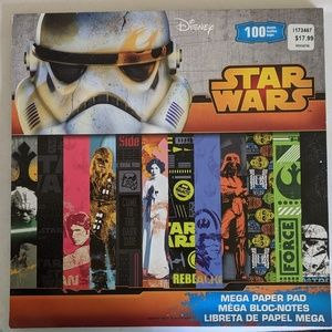 Star Wars Scrapbook Paper